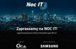 Noc IT z Samsung od AB S.A.