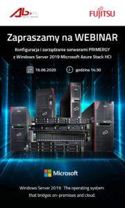 Konfiguracja i zarządzanie serwerami PRIMERGY z Windows Server 2019