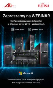 Konfiguracja rozwiązań Datacenter z Windows Server 2019 – Webarchitect
