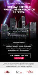 Przegląd portfolio rozwiązań serwerowych od Fujitsu