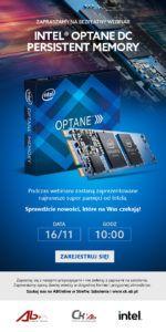 Intel® Optane DC persistent memory